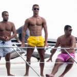 Cristiano Ronaldo, vacanta cu baietii pe un yacht de lux, la Miami!