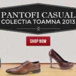 Pantofi Casual – Colectia Toamna / iarna