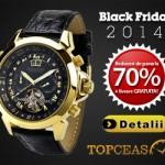 Reduceri de Black Friday la ceasuri